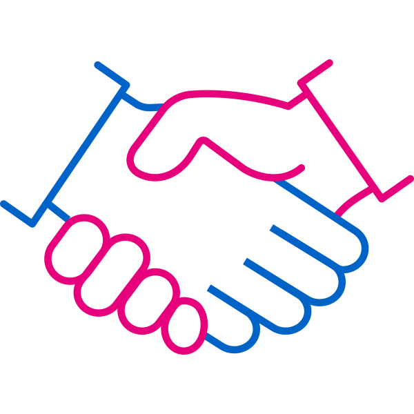 FirstPartner - Collaboration Icon