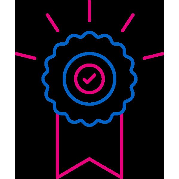 FirstPartner - Quality Icon